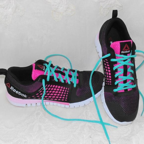 Reebok Shoes - Womens Reebok Nanoweb Trainers US 9 6f08608e8
